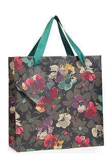 PENNY KENNEDY Nina Campbell Nymans gift bag 22cm