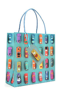ELLA DORAN Cars gift bag medium