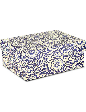 EMMA BRIDGEWATER Floral small gift box