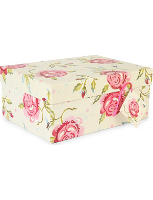 PENNY KENNEDY Large rose and bee box