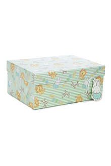 MIFFY Baby Stripes large gift box