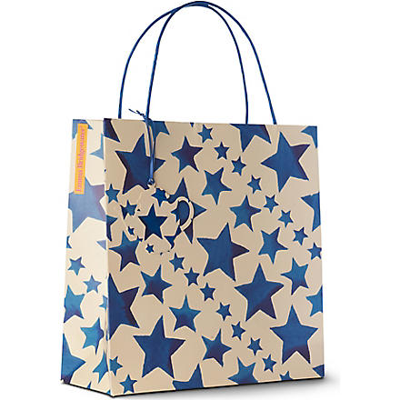 Starry Skies gift bag 32cm