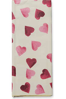EMMA BRIDGEWATER Hearts tissue