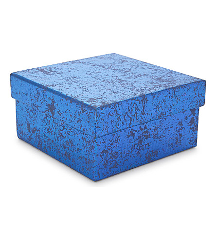 VIVID WRAP Crushed foil gift box
