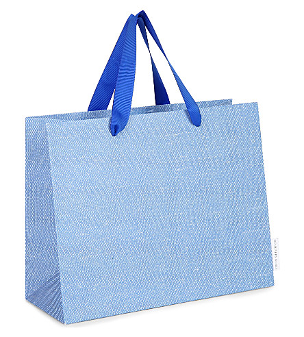 DEVA DESIGNS Quadretta gift bag