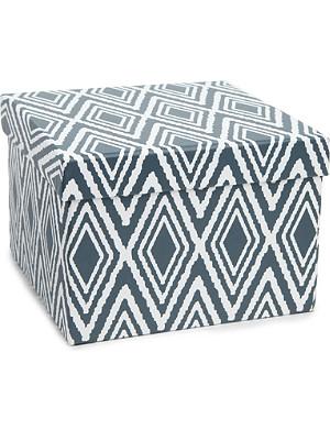 DEVA DESIGNS Graphic print gift box