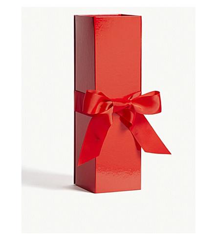 DEVA DESIGNS Luxury ribbon folding bottle box