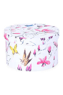 DEVA DESIGNS Madam Butterfly medium drum gift box