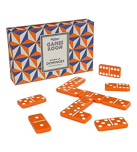 WILD & WOLF Double-six dominoes