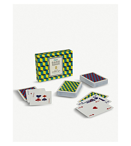 WILD & WOLF Playing cards