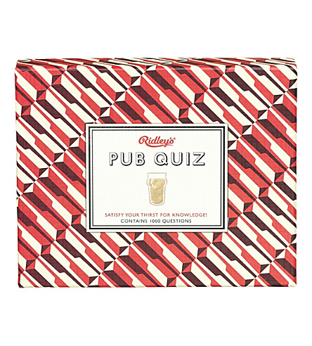 WILD & WOLF Gr pub quiz uk