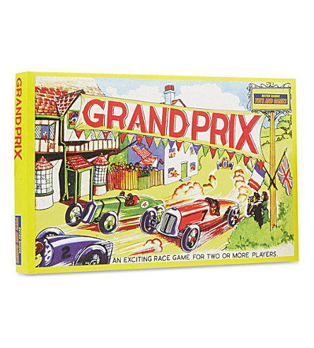 CHRISTMAS Grand Prix racing game