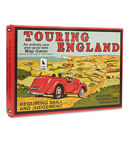 CHRISTMAS Touring England