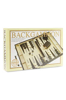HOUSE OF MARBLES Travel backgammon