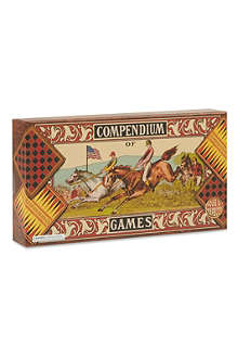 HOUSE OF MARBLES Compendium of Games