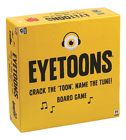 HACCHE Eyetoons board game