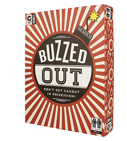 HACCHE Buzzed Out game