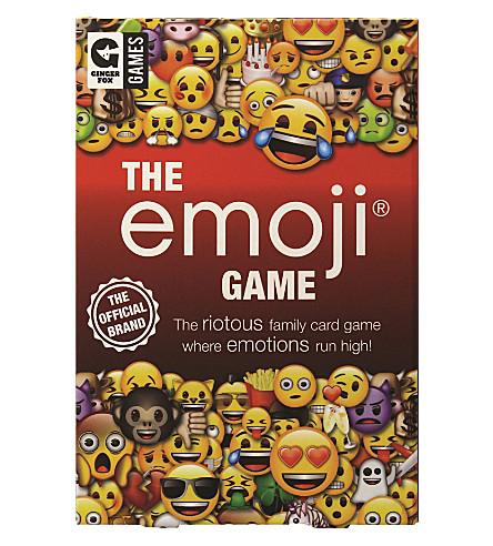 HACCHE The emoji card game
