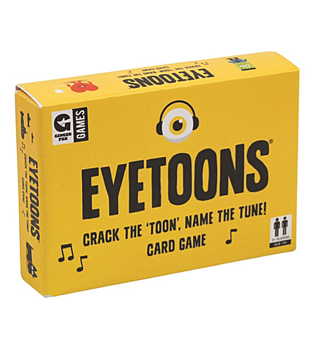 HACCHE Eyetoons card game