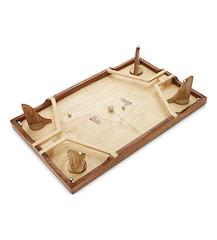 Rollet wooden game