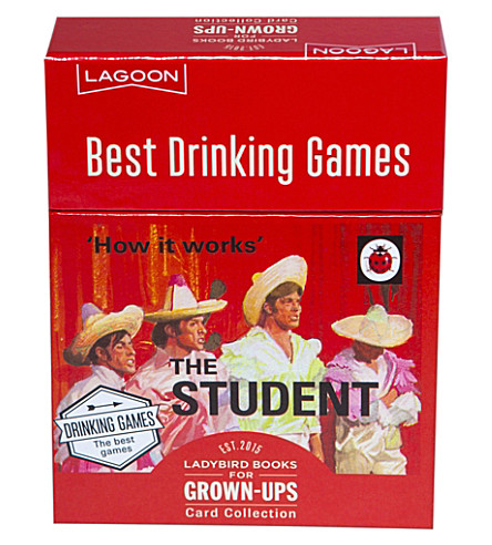 LAGOON Best drinking games set