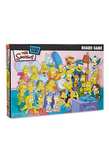 BOARD GAMES Simpsons board game
