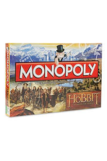 BOARD GAMES The Hobbit: An Unexpected Journey Monopoly