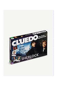 NONE Sherlock Cluedo