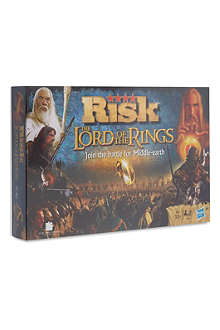 BOARD GAMES Lord of the Rings Risk