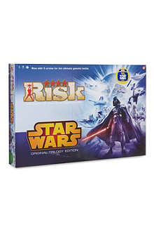 BOARD GAMES Star Wars Risk