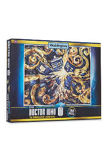 BOARD GAMES Dr Who 50th anniversary jigsaw