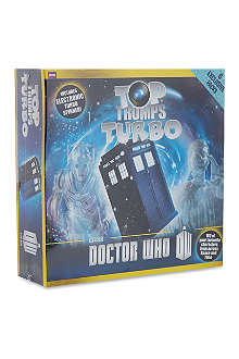 BOARD GAMES Top Trumps Dr Who set