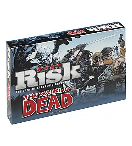 WINNING MOVES Risk The Walking Dead Survival Edition