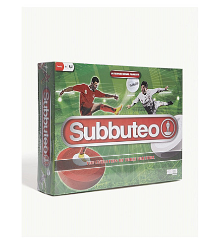 PAUL LAMOND Subbuteo penalty shootout