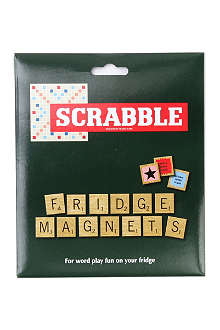 WILD & WOLF Scrabble fridge magnet set