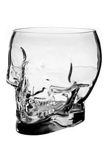 CUBIC Crystal skull shot glass