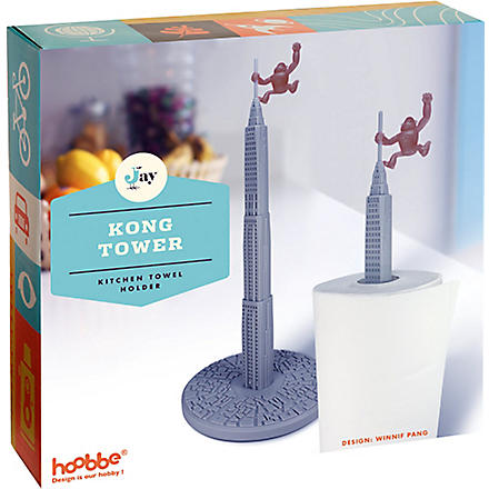 CUBIC Kong Tower kitchen roll holder