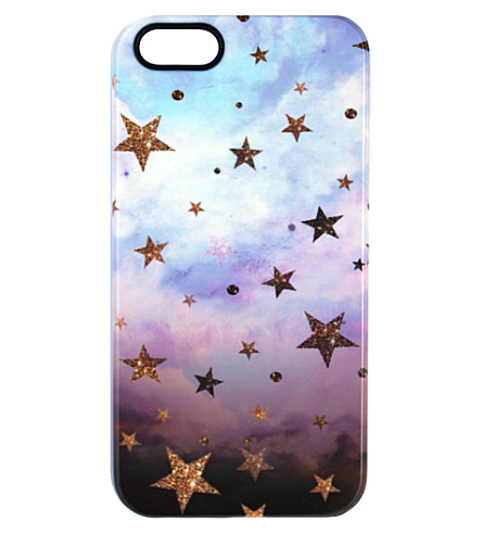 NIKKI STRANGE Cloudy Stars iPhone 5/5s case
