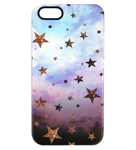 NIKKI STRANGE Cloudy Stars iPhone 5c case