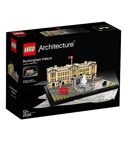 LEGO Lego Architecture make buckingham palace