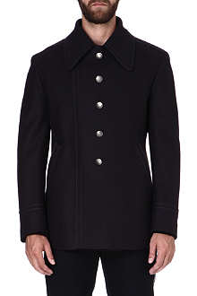 MAISON MARTIN MARGIELA Tailored wool coat