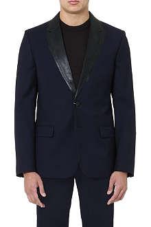 MAISON MARTIN MARGIELA Paint-lapel tuxedo jacket