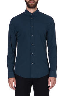 MAISON MARTIN MARGIELA Slim-fit cotton shirt