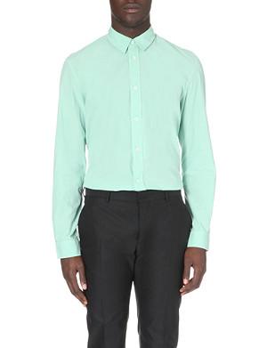 MAISON MARTIN MARGIELA Regular-fit single-cuff shirt