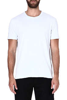MAISON MARTIN MARGIELA Garment dye t-shirt
