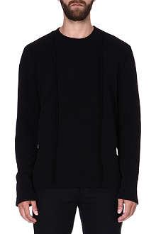 MAISON MARTIN MARGIELA External seam sweatshirt