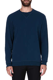 MAISON MARTIN MARGIELA Elbow-patch sweatshirt