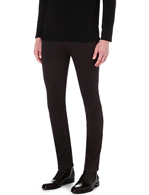 MAISON MARTIN MARGIELA Slim-fit tapered jeans