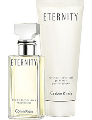 CALVIN KLEIN Eternity for Women eau de parfum gift set