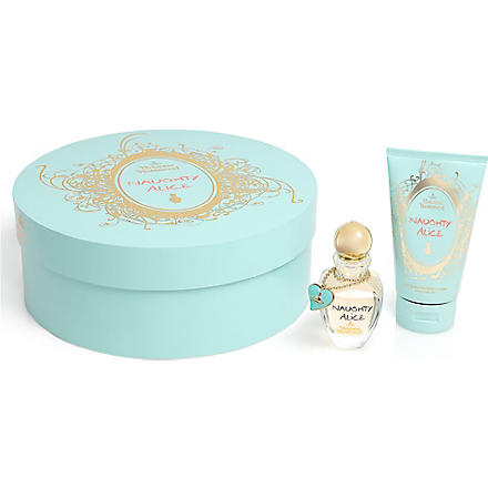 VIVIENNE WESTWOOD Naughty Alice eau de parfum 50ml gift set edp